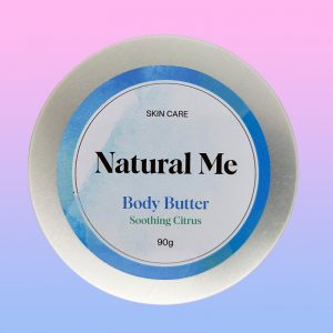 Natural Me - Body Butter Soothing Citrus