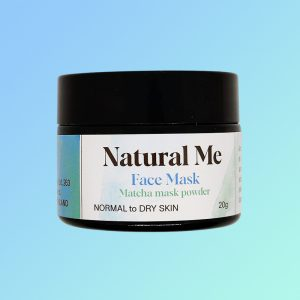 Natural Me - Face Mask Matcha Mask Powder
