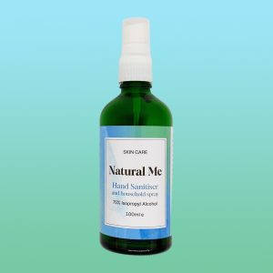 Natural Me - Hand Sanitiser and household spray