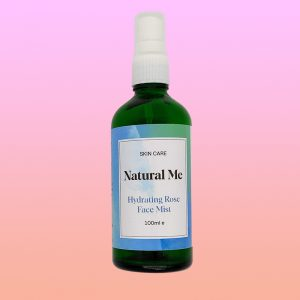 Natural Me - Hydrating Rose Face Mist