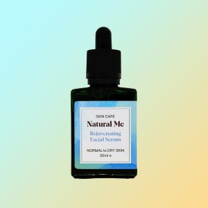 Natural Me - Rejuvenating Facial Serum – Normal to dry skin