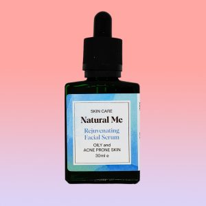 Natural Me - Rejuvenating facial serum – oily and acne-prone skin